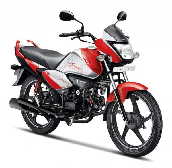 best mileage bike in india 2016 - Hero Splendor iSmart