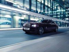 2015 Rolls-Royce Ghost V-Specification Front Left Qaurter