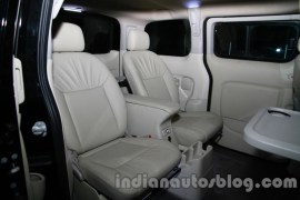 Custom Ashok Leyland Stile Interior Second Row