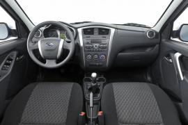 2014 Datsun on-DO Interior Front Cabin