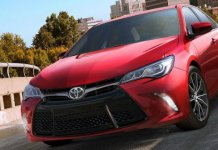 2015 Toyota Camry Featured Image