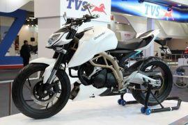 2014 TVS Draken-X21 Concept Front Left Quarter