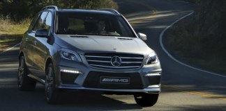 Mercedes-Benz ML63 AMG Featured Image