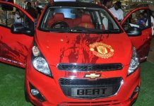 Chevrolet Beat Manchester United Special Edition Featured Image