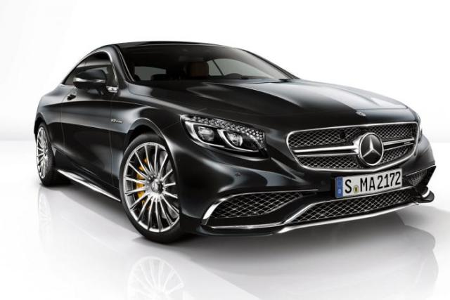 Mecedes S65 Coupe (2)