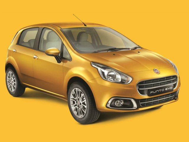 car discounts india Fiat Punto Evo