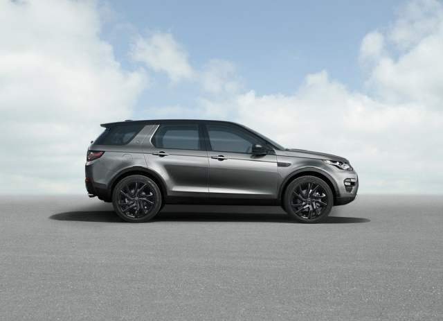 Land Rover Discovery Sport India Launch, Price, Pics, Specs 2015 Land Rover Discovery Sport Special Right Side Profile