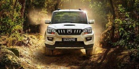 Mahindra Scorpio Facelift Featured Image