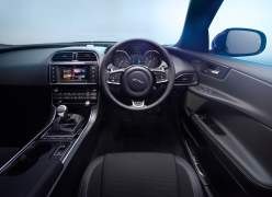 2016 Jaguar XE Inetrior Driver View