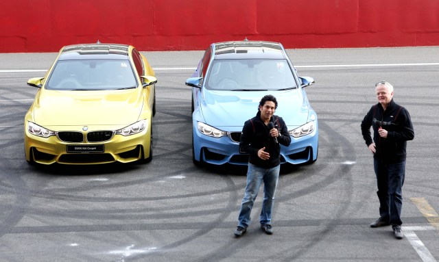 BMW M3 and M4 Coupe (1)