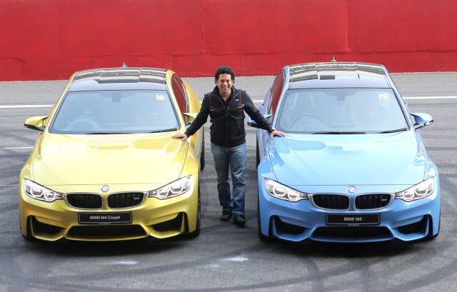 BMW M3 and M4 Coupe (2)