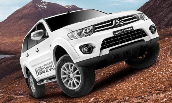 best automatic suv in india under 25 lakhs with price, specs and images Pajero Sport 1