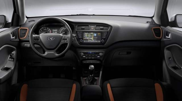 i20 Coupe's interior remain largely unchnaged