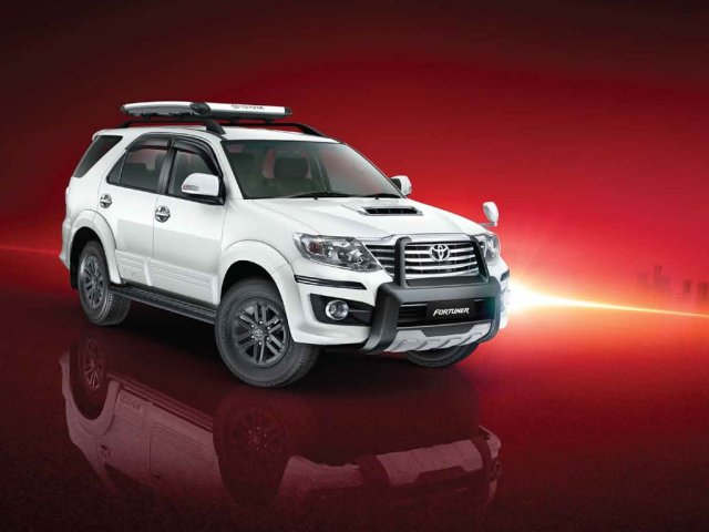 Fortuner new variant accesories