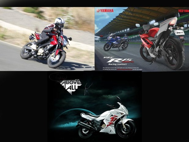 Best Used Sport Bikes in India Under 60000