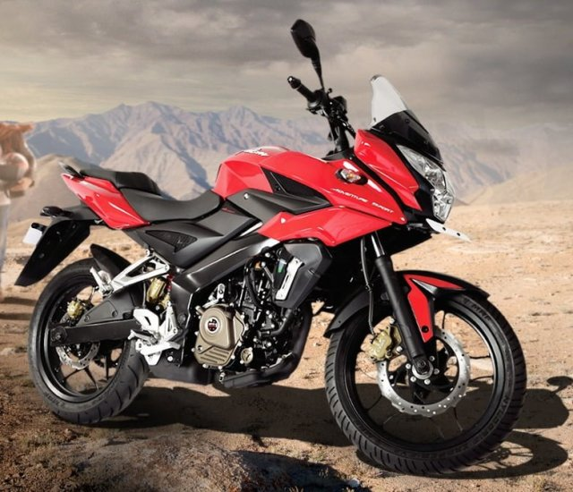 Best Bikes in India Under 1 lakh Price, Images, Specifications - bajaj Pulsar AS 200