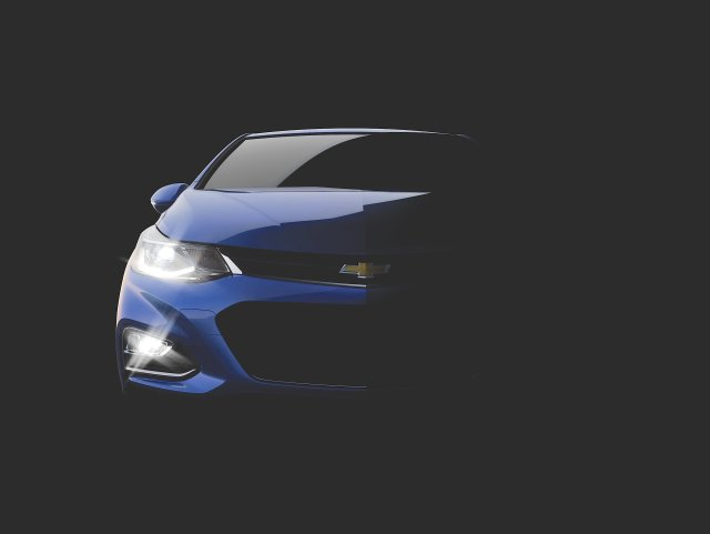 New Chevrolet Cruze 2016 redesign