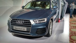 Audi Q3 Facelift launch 4