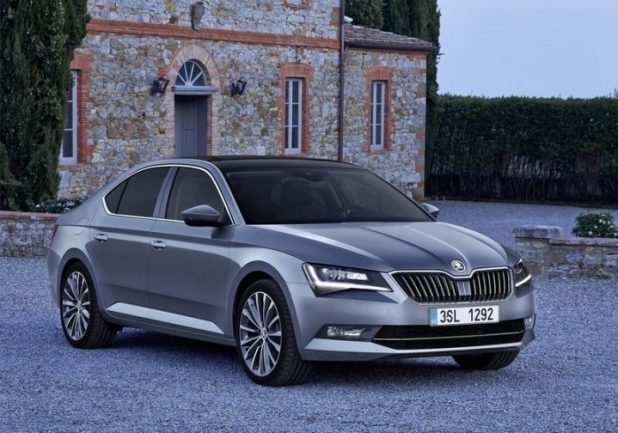 new car launches india 20162016-Skoda-Superb-india-1