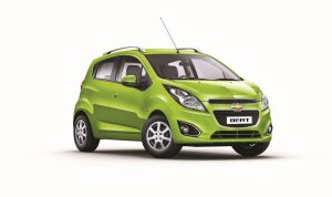 Chevrolet Beat_The Beat will be available in India in the first half of 2017 in both hatch back and notchback versions