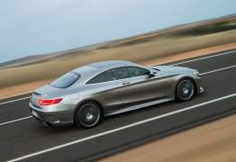 Mercedes S500 Coupe India 4