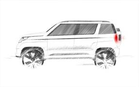 mahindra-tuv300-india-sketch-1