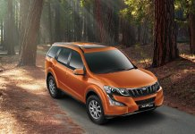 mahindra-xuv500-orange-front-angle