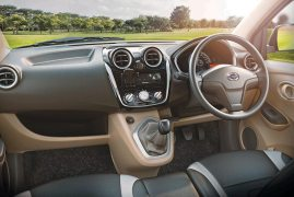 Datsun Go Style Limited Edition-Images-Interior-Dashboard