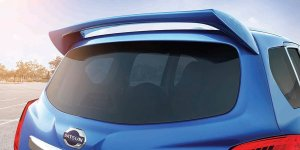 Datsun Go Style Limited Edition Images-Rear-Spoiler