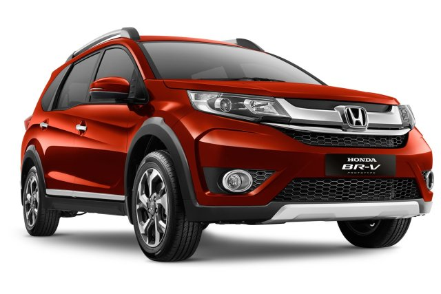 Honda-BR-V-Concept-Compact-SUV-Red-Front-Angle-Official-Images