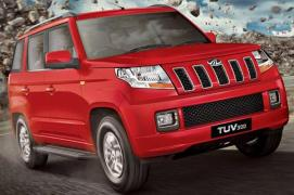 2015-mahindra-tuv300-official-pics-red-action