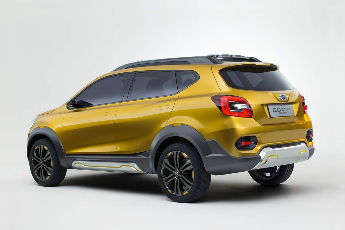 Datsun Go Cross India Launch Date, Price, Mileage ...