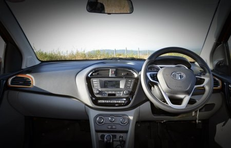 tata zica test drive review interior