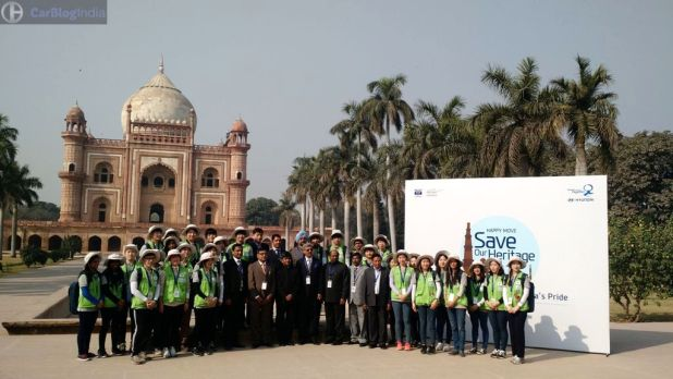 hyundai india happy move save our heritage