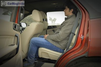 new ford endeavour india review photos interior features (4)