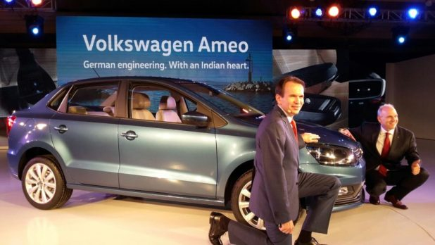 upcoming new car launches india 2016 volkswagen ameo india launch