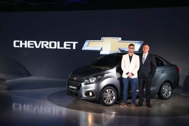New Model Chevrolet Beat Pics, Details, Launch in India
