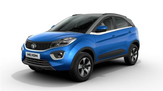 Upcoming Small SUVs in India 2017 tata nexon compact suv official images (2)