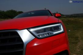 2015 audi q3 test drive review images headlamp