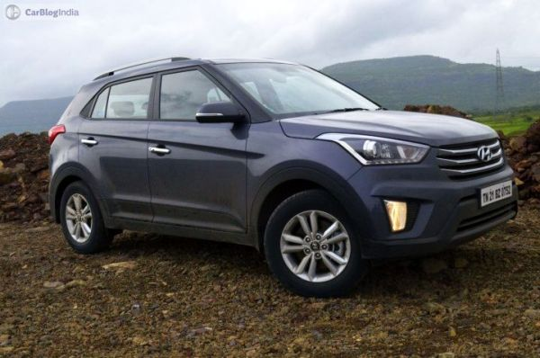 best automatic suv in india under 25 lakhs with price, specs and images hyundai-creta-review-red-pics042-720x477