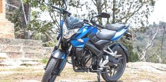 Bajaj Pulsar 150NS Images-Blue-Front-Angle-Headlight