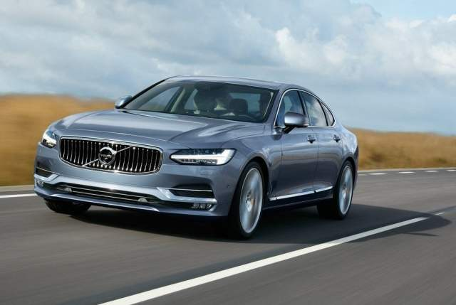 Volvo S90 India Launch, Price, Specifications, Feautres, Details - 2016-volvo-s90-india-official-images (2)