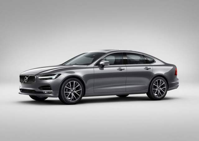 Volvo S90 India Launch, Price, Specifications, Feautres, Details - Volvo S90 Exteriors