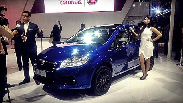 Fiat Linea 125 S Price, Specifcations, Images, Features, Details auto expo