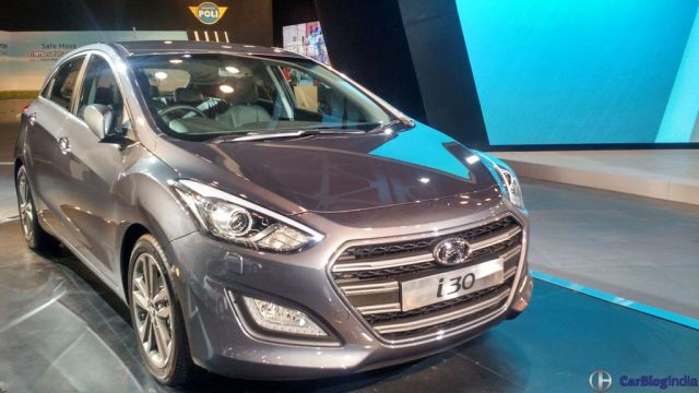 2017 Hyundai i30 India Launch, Price, Specifications hyundai-i30-auto-expo-2016