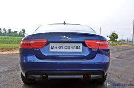 jaguar-xe-test-drive-review-rear-close
