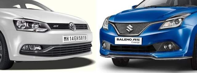 Maruti Baleno RS vs Volkswagen Polo GT Comparison maruti-baleno-rs-vs-volkswagen-polo-gt