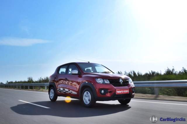 Renault Kwid 1000cc Test Drive Review, Mileage, Specifications renault-kwid-1000cc-test-drive-review-tracking
