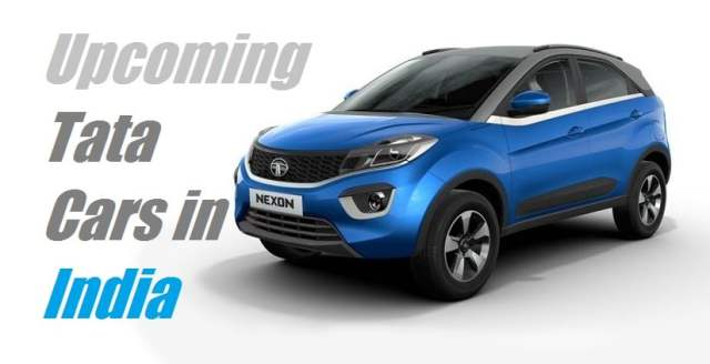 upcoming Tata cars in India 2017, 2018 -Launch Date, Price, Images