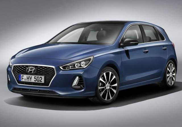 2017 Hyundai i30 India Price, Launch Date, Mileage, Specification 2017-hyundai-i30-official-images-front-angle